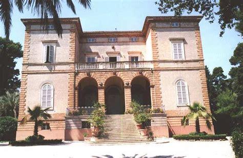 villa bonaparte porto san giorgio le ville