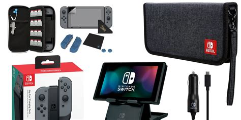 Jual Nintendo Switch All In Carrying Bag Hori the best nintendo switch accessories controller chargers
