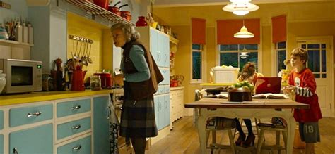 the kitchen movie inside the colorful house from the quot paddington quot movie