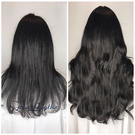 hair extensions hair care ehow hair extensions miami great lengths salon tape