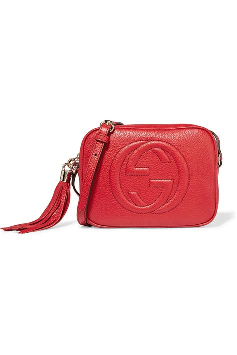 Gucci Broche Gg Sling Bag Ac865 gucci soho leather disco bag in lyst