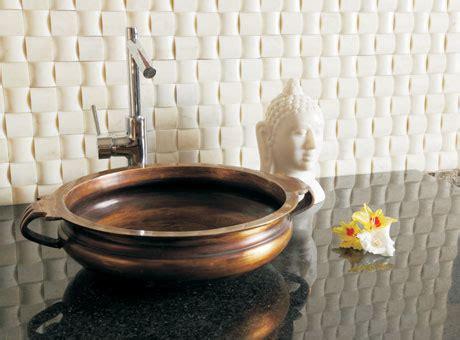 Bathroom Tiles Design India Metal Basins Capstona India