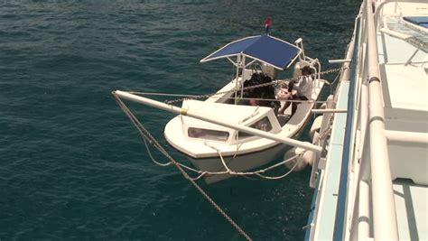panga boat costa rica panga boat costa rica stock footage video 1543816