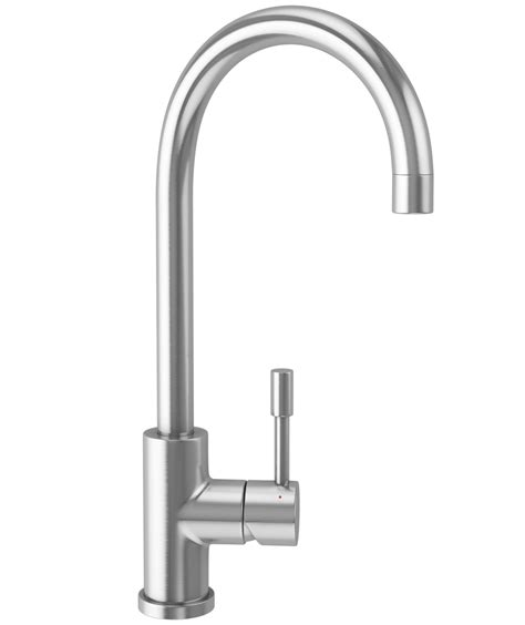 Franke Eos Kitchen Sink Mixer Tap Solid Stainless Steel Tap For Kitchen Sink