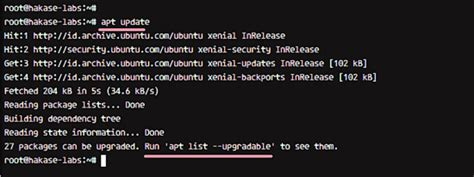 how to update linux kernel how to upgrade linux kernel in ubuntu 16 04 server