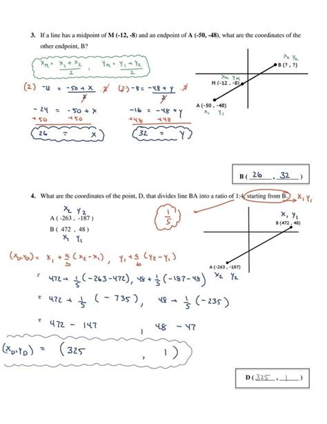 Analytic Geometry Grade 10 Worksheets by Mr Maag Grade 10 Math News And Homework