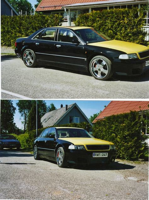 teppo 1995 audi a8 specs photos modification info at