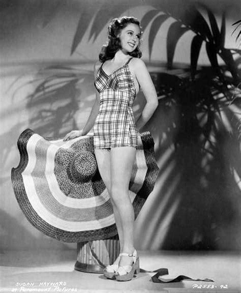 leighton meester kibbe susan hayward 1939 vamos a la playa pinterest