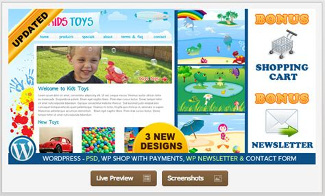 wordpress themes children s book themeables wordpress coupon codes and theme reviews