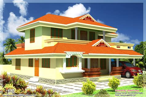 Kerala Style House Plans With Photos by Tag For Home Landscape Photos In Kerala Free Hd