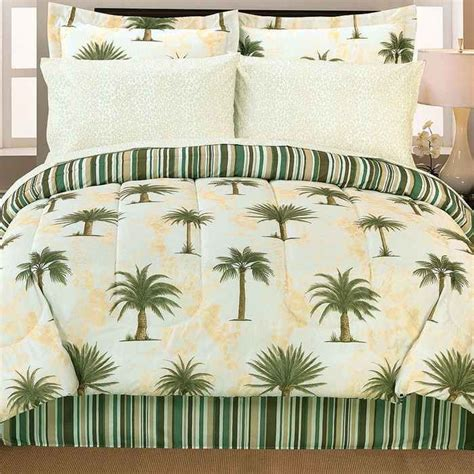 palm tree comforters palm tree bedding queen house pinterest
