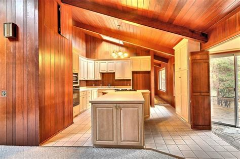 updating wood paneling updating wood panel walls traditional seattle