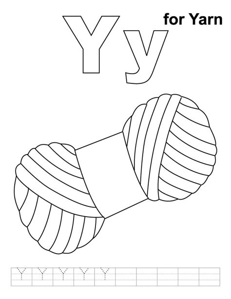 coloring pages for y letter y coloring pages az coloring pages