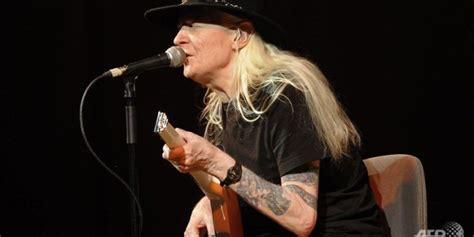 Johnny Winter Blues Legend us blues legend johnny winter found dead in swiss hotel canada journal news of the world