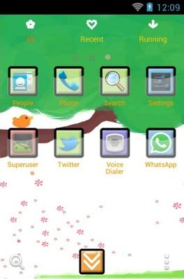 themes for carefree launcher zspring android theme for go launcher androidlooks com