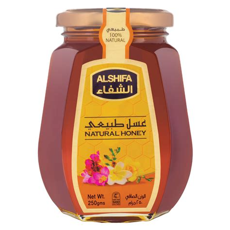 Al Shifa Acacia Honey 125gr pt jerindo jaya abadi al shifa honey 250 gr