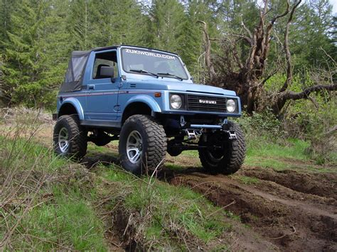 suzuki samurai lifted trail tough s yj suspension lift the ultimate yj kit for