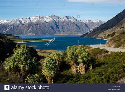 Landscape Photography New Zealand South Island New Zealand South Island Landscape Stock Photo Royalty