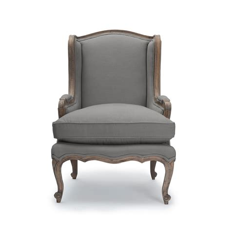 armchair recliners louis french armchair dove grey within home