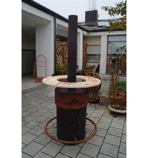 Gartendeko Eisen Rostig