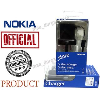 Charger Samsung Travel Adapter Original Ori Port Micro Usb nokia original ac 20 micro usb charger travel