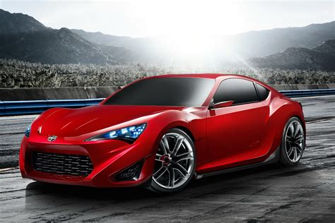 frs car scion fr s concept photos info autotribute
