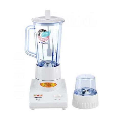 Blender Miyako Bahan Plastik jual miyako bl 101 pl blender plastik harga