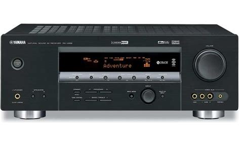 Home Theater Receiver Reviews by Yamaha Rx V459 Xm Ready Home Theater Receiver Reviews At