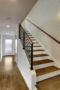 Contemporary Banister 1000 Images About Stair Railings On Pinterest Modern