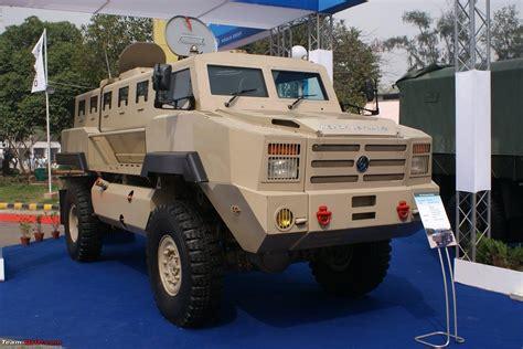 mahindra army vehicles indigenously developed vehicles page 9 team bhp
