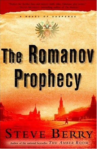 The Romanov Prophecy By Steve Berry 10 best books read images on books to read