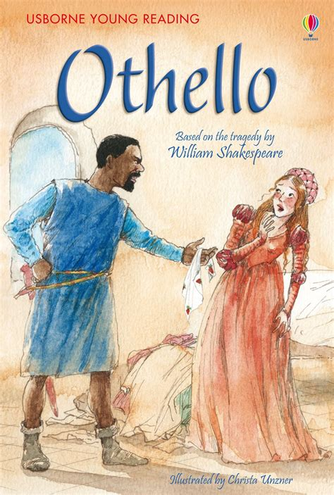othello books othello at usborne children s books