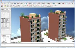 Architecture Design Software 3d Towers Idea Architecture 3d Bim Architectural