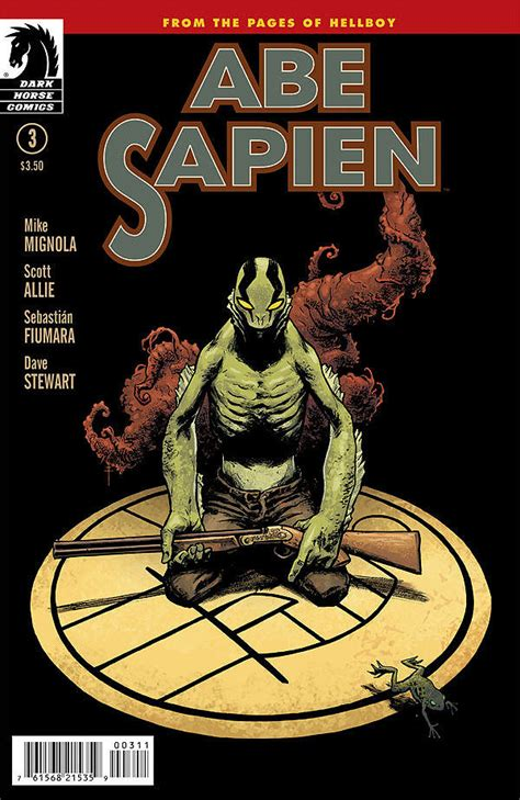 abe sapien dark and abe sapien 3 dark and terrible hero complex movies comics pop culture los angeles times