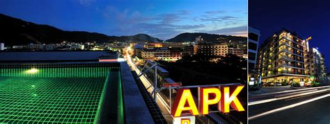 apk resort and spa patong hotel location apk resort spa
