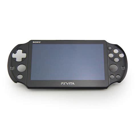 Lcd Psp 2000 psp vita 2000 lcd screen black color ps vita repair part