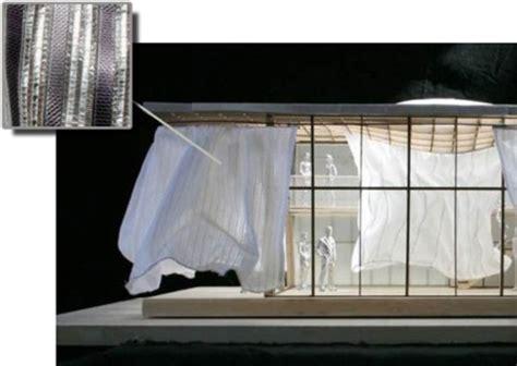 solar curtains for windows mit lecturer develops solar textiles redefines curtain