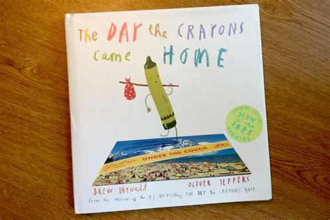 the day the crayons came home myideasbedroom