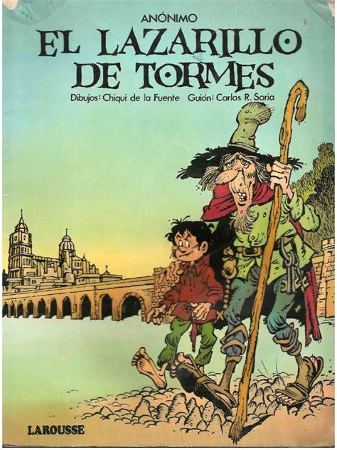 Imagenes Sensoriales De Lazarillo De Tormes | lazarillo de tormes en historieta