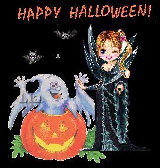imagenes de 5 brujas comicas x halloween gifs animados con movimiento de feliz enero buscar con
