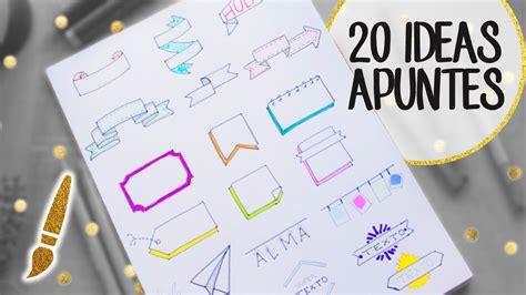 para decorar apuntes dibujos para decorar apuntes www imagenesmy