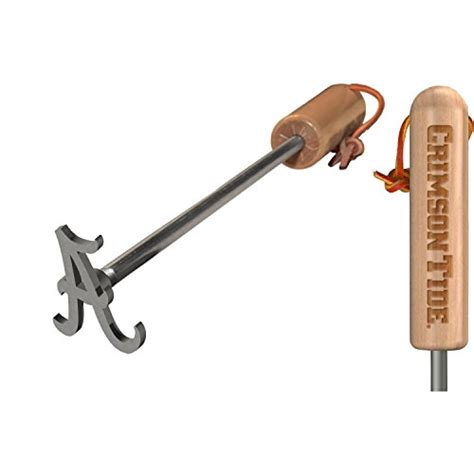 upc 895391000377 alabama branding iron grill accessories