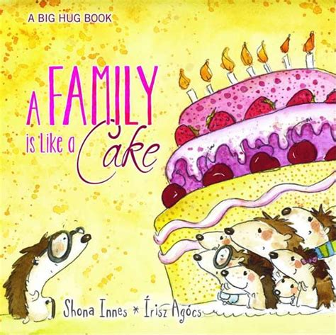 a big birthday hug books big hug book a family is like a cake distribution