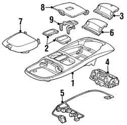 Mopar Dodge Ram Parts Mopar Door 2002 Dodge Ram 2500 Sn96tl2aa
