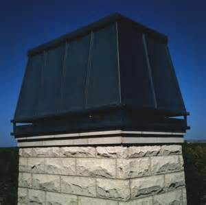 Country Room Dividers - chimney caps traditional exterior calgary by stone wood and steel