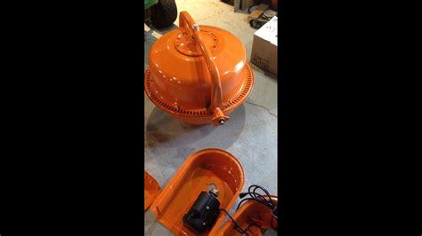 harbor freight 3 5 cf cement mixer 61932 67536 part 1