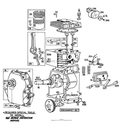 briggs and stratton 12 hp engine diagram photos the