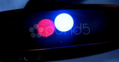 police lights in rear view mirror police lights in rear view mirror amazing wallpapers