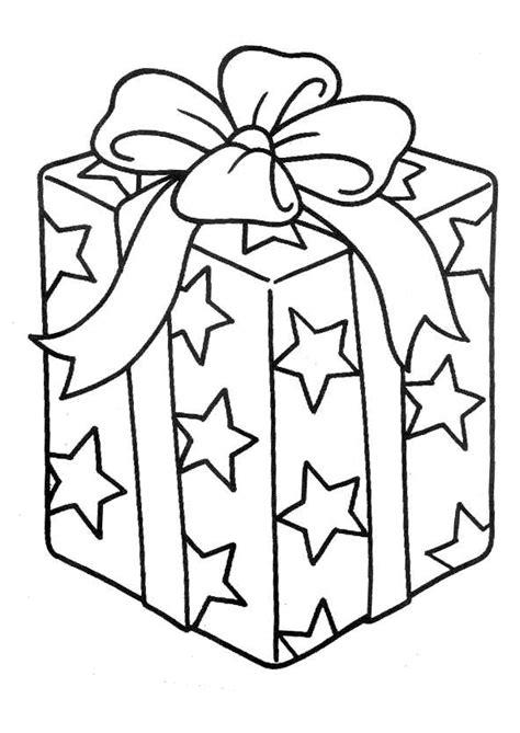 coloring pages birthday presents coloriage gros cadeau noel coloriage sur hugolescargot com