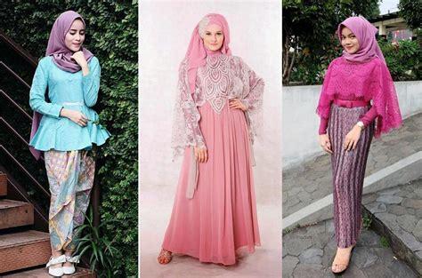 Asal Usul Baju Kebaya Nyonya punya tubuh plus size ini model kebaya muslim yang cocok buat kamu muslim beautynesia